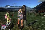 Nueva Zelanda. Fotos de Juan Echeverr�a