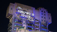 Tower of Terror, Walt Disney Studios, Paris