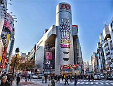 Con grandes centros comerciales e innumerables tiendas de moda, Shibuya es uno de los barrios de Tokio que marcan tendencias.