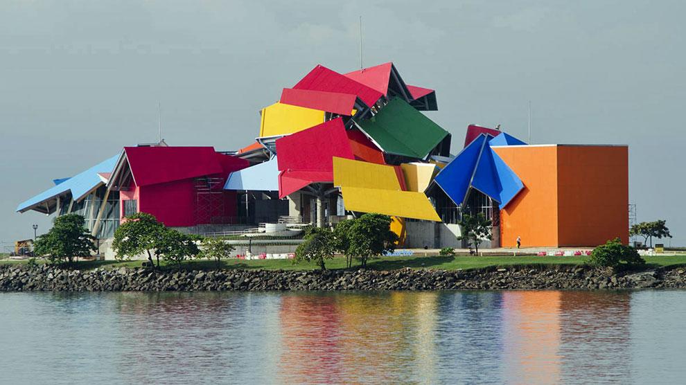 FRANK GEHERY: El biomuseo de Panam�