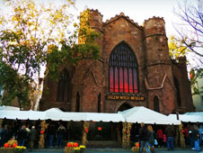 Fachada del Museo de las Brujas de Salem.