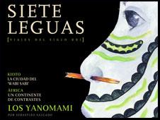 El nuevo n�mero de SIETE LEGUAS abre sus p�ginas con Sebasti�o Salgado.