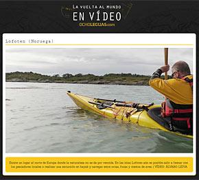La vuelta al mundo en vídeo