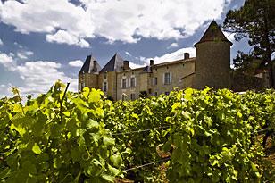 """Uno de tantos """"palacios del vino"""" a la vera de la D-2"""