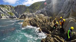 La costa vizca�na ofrece aventura y experiencias emocionantes por los cuatro costados.