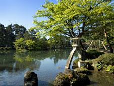 El temple Ryuzoji, en el �rea de Teramachi, es una de las construcciones m�s caracter�sticas de la ciudad de Kanazawa.