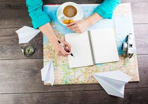 Lo �ltimo en viajes: recorrer los destinos que delata tu c�digo gen�tico. Foto: Shutterstock