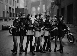 � Peter Lindbergh   Courtesy of Peter Lindbergh, Paris / Gagosian Gallery